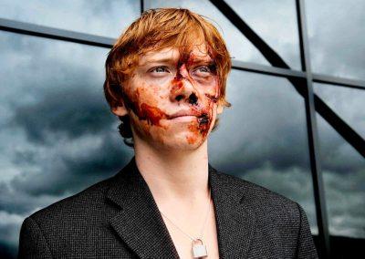Cherrybomb: Rupert Grint as Malachy